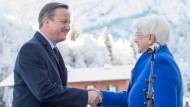 Cameron verlangt Reformen von der EU