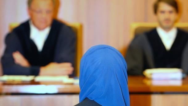 Kopftuchverbot für Richterinnen in Ausbildung