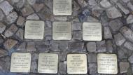 Stolpersteine in Berlin: Uwe Witt sagt, ihm sei immer klar gewesen, dass man diesen Teil der deutschen Geschichte niemals ausblenden dürfe.