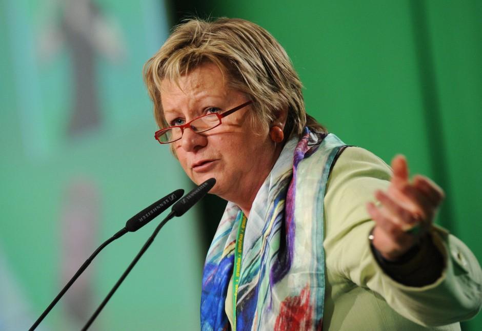 """Sylvia Löhrmann (Grüne): """"Ich war nie eine Freundin von rot-grünen Projekten"""""""