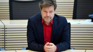 Habeck will Ministeramt aufgeben