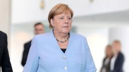 Merkel besuchte Nawalnyj im Krankenhaus