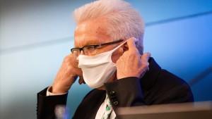 Kretschmann: Corona-Politik ist nun alleinige Ländersache