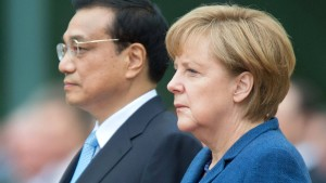 Deutschland und China wollen Streit über Zölle entschärfen