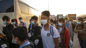 724 minderjährige Geflüchtete werden weiterhin vermisst