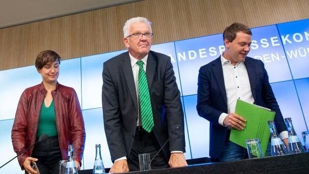 Die Grünen bekommen Konkurrenz