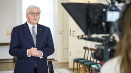 "Steinmeier: Corona-Krise ""ruft das Beste in uns hervor"""
