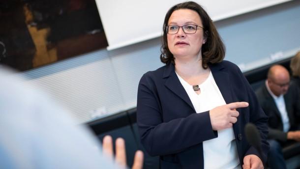 SPD ist kompromissbereit – hat aber Beratungsbedarf