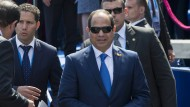 Lammert sagt Treffen mit Ägyptens Präsident ab