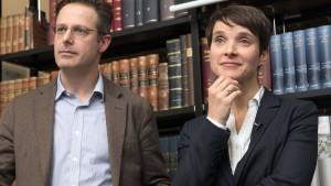 Pretzell kündigt Strafanzeige gegen Parlamentarier an