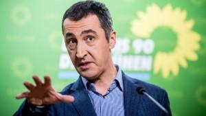 Grüne und CSU fordern gegenseitig mehr Kompromissbereitschaft