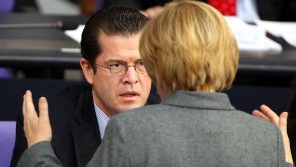 Guttenbergs Überfall