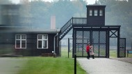 Schauplatz hundertfachen Mordes: Eingang zum Konzentrationslager Stutthof