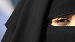 Muslima darf ihren Niqab am Steuer nicht tragen