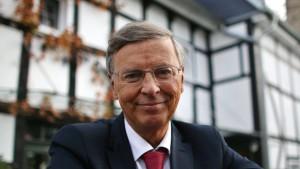 Wolfgang Bosbach soll Krankenhaus verlassen haben