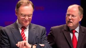 Wahlkampfauftakt der SPD in Niedersachsen