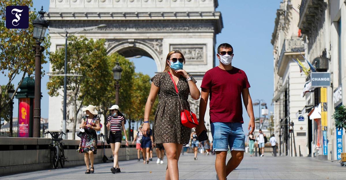 Mehr Infektionen in Frankreich: Wangen-Küsschen trotz Corona