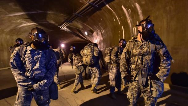 Amerikanische Armee setzte Anthrax in Deutschland ein