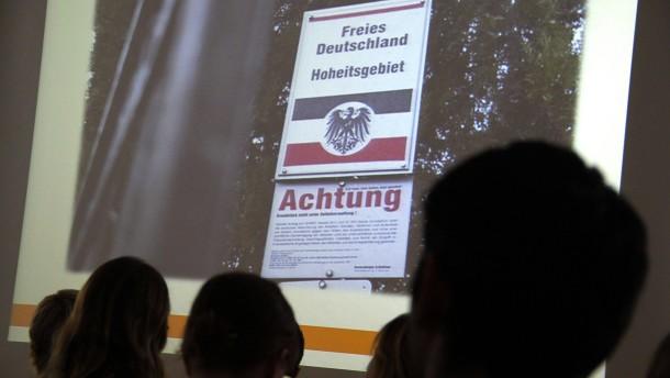 """""""Reichsbürgern"""" fast 300 Waffen abgenommen"""