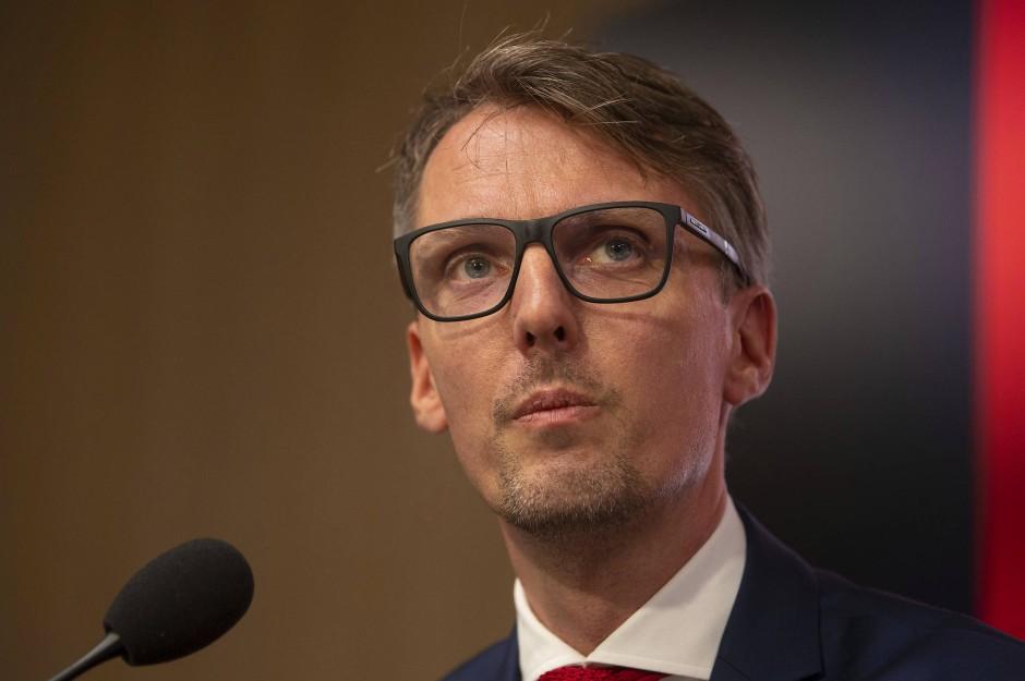 Will die Zukunft der Kommission sichern: Lars Castellucci, stellvertretender Landesvorsitzender der SPD Baden-Württemberg und religionspolitische Sprecher der SPD-Bundestagsfraktion