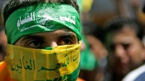 Laschet fordert Verbot der Hamas-Fahne in Deutschland