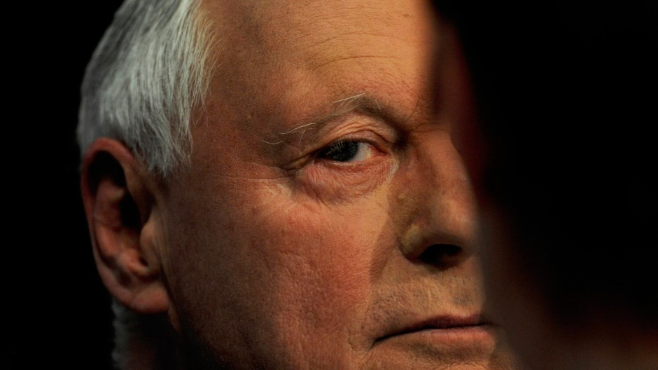 Es ist ruhig geworden um ihn, einflussreich bei der saarländischen Linken bleibt er trotzdem: Oskar Lafontaine.