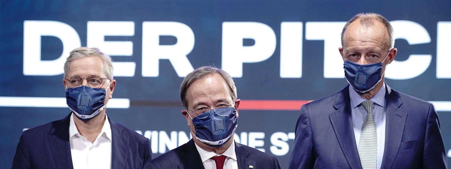CDU verschiebt Bundesparteitag auf 2021