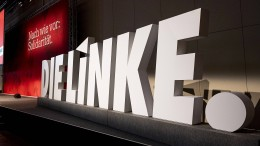 Linke sagt Parteitag in Erfurt ab