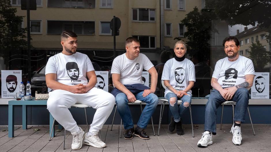 Vier Monate nach dem Anschlag: Die Kinder von Hanau