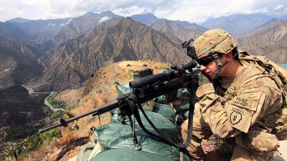 Kriegsführung der Zukunft: Vom Aufstieg der Scharfschützen
