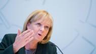 Hannelore Krafts riskante Strategie