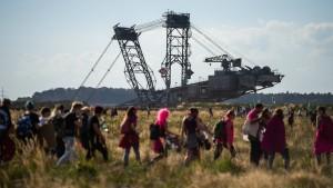 Hunderte Strafanzeigen gegen Umweltaktivisten