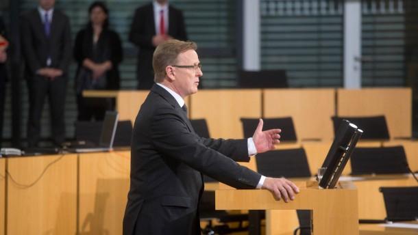 Ramelow bittet SED-Opfer um Entschuldigung