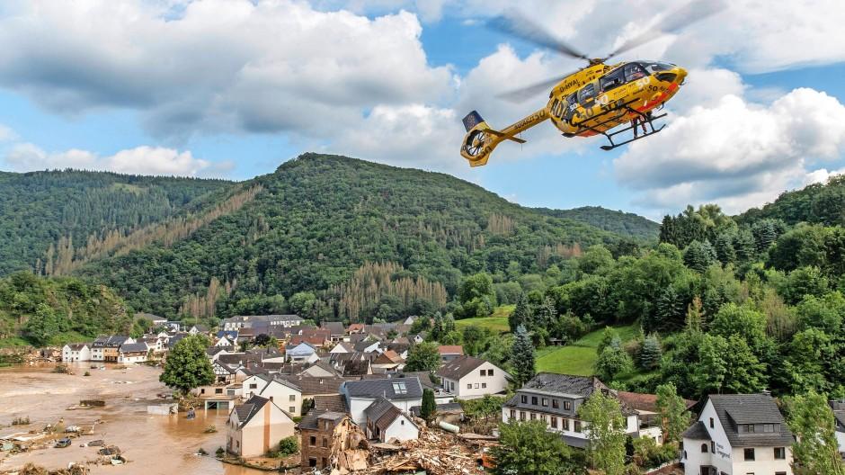 Hochwasser in der Eifel: Nach der Flut