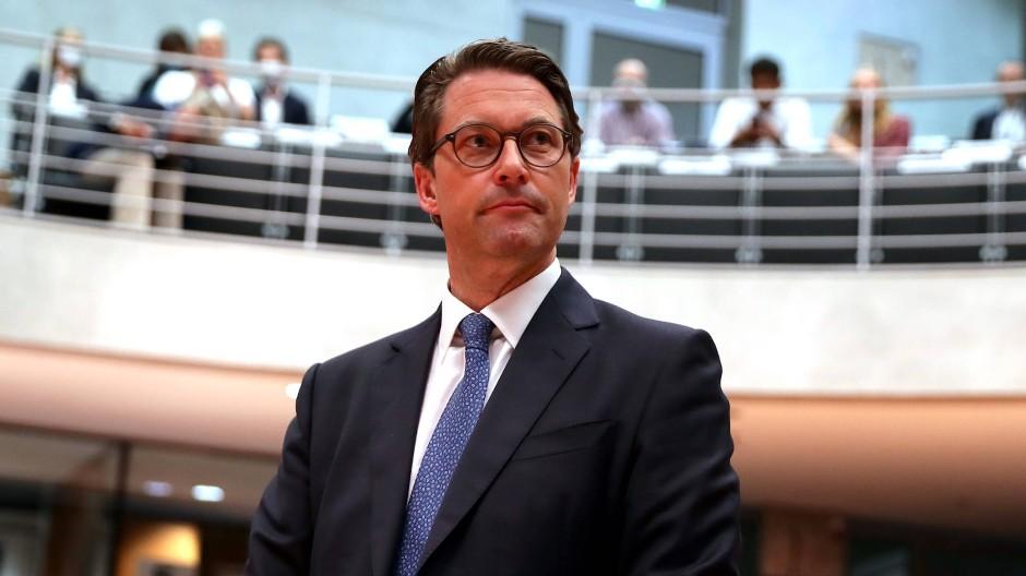 Andreas Scheuer: Man lässt's ihm halt durchgehen