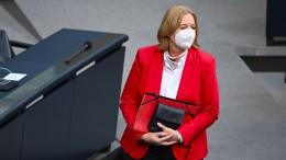 Bundestag wählt Bärbel Bas zu seiner Präsidentin