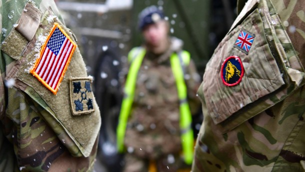 Amerika schickt weniger Truppen zu Manöver