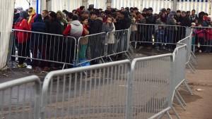 AfD beschuldigt Flüchtlinge