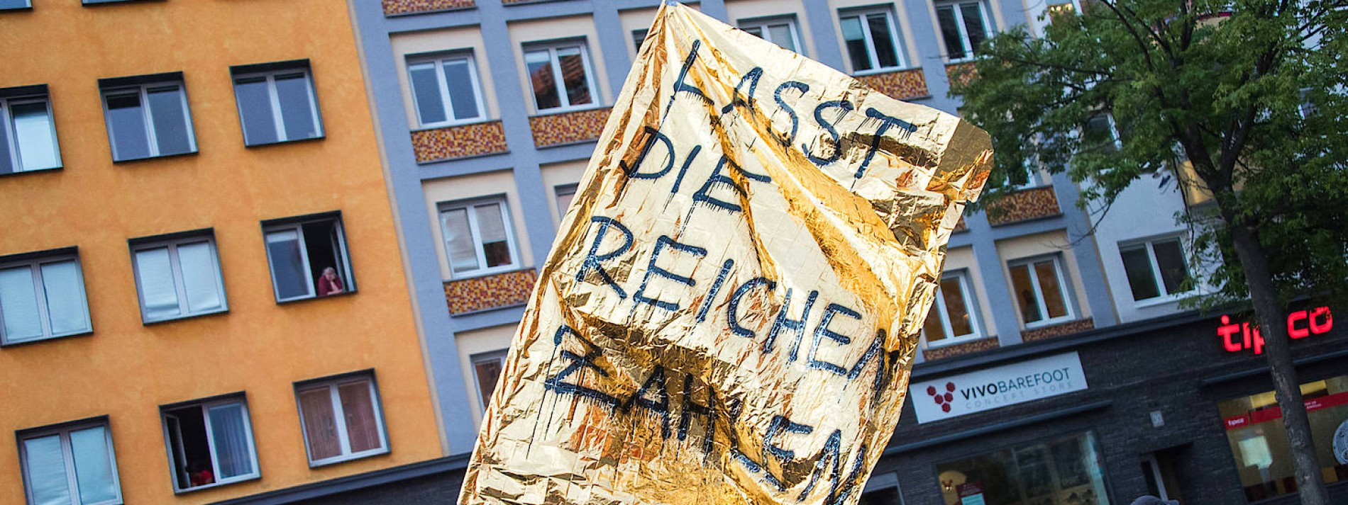 Zwei Linksextremisten in Berlin festgenommen