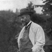 Max Weber in Lauenstein, 1917