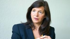 Will Fehler wie im Bundestagswahlkampf zukünftig vermeiden: Katrin Göring-Eckardt, die Fraktionsvorsitzende der Grünen im Bundestag