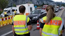 Gutachten hält bayerische Grenzkontrollen für verfassungswidrig