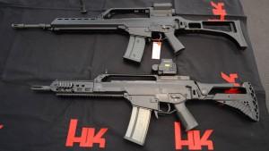 Litauen legt Kauf des Sturmgewehrs G36 auf Eis