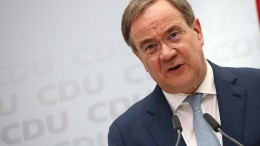 Laschet nimmt Maaßen vor Antisemitismus-Vorwurf in Schutz