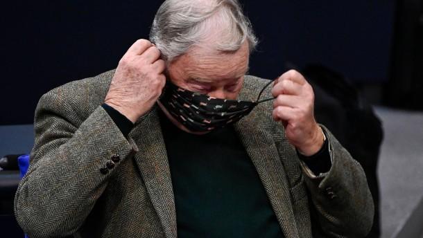 Maskenpflicht muss auf AfD-Parteitag durchgesetzt werden