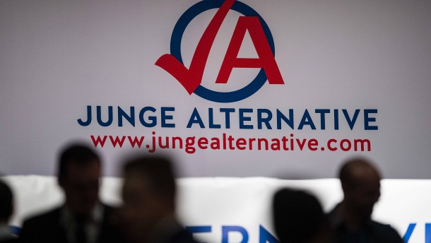 Verfassungsschutz beobachtet AfD-Jugend