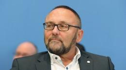 Frank Magnitz legt Parteivorsitz nieder