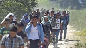 Bundesamt: Zahl der Flüchtlinge aus Syrien wird wachsen