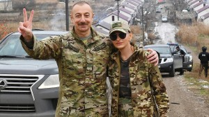 Aserbaidschans treue Freunde