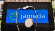 War schon einmal vor dem BGH: Das Ärztebewertungsportal Jameda